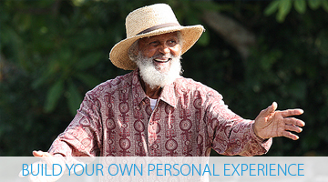 BUILD YOUR OWN PERSONAL EXPERIENCE