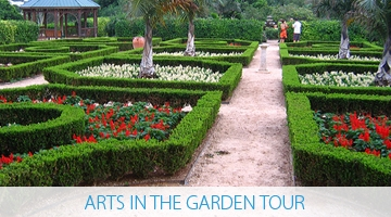 Arts in the Garden Tour