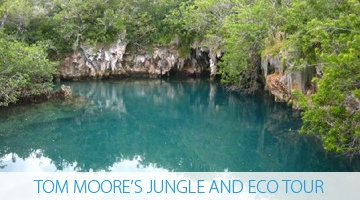 Tom Moores Jungle and Eco Tour