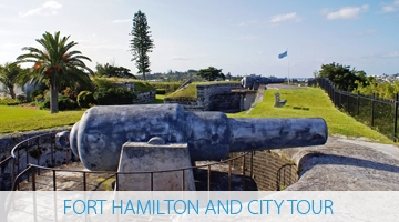 Fort Hamilton and City Tour - Bermuda Explorer